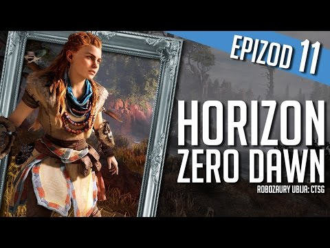 Horizon Zero Dawn - #11 - Dzida