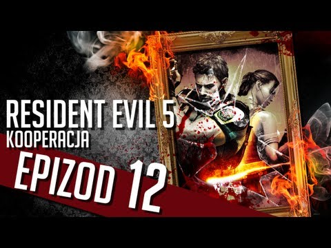 Resident Evil 5 - co-op w/ Etren - Chapter 5-2