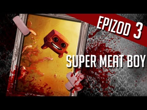Super Meat Boy - Chapter 3 - The Salt Factory (Light World)