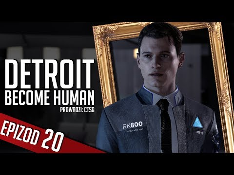 Detroit: Become Human - #20 - Zatoka Piratów