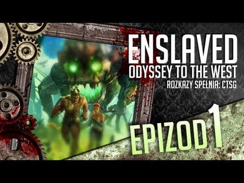 Enslaved: Odyssey to the West - #01 - Ucieczka