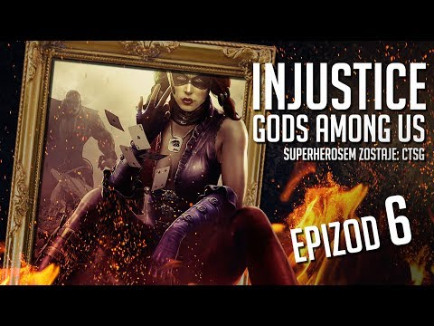 Injustice: Gods Among Us - #06 - Cyborg