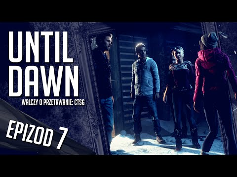 Until Dawn - #07 - Sanatorium