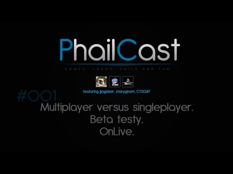 PhailCast #001