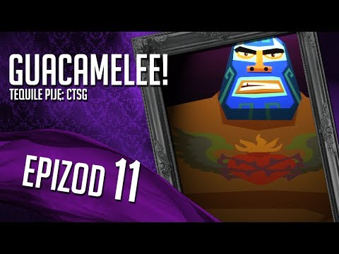 Guacamelee! - #11 - Orby
