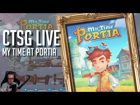 [2019-09-08 19:50] 🔴SUBtember! - Control (chyba) - My Time At Portia