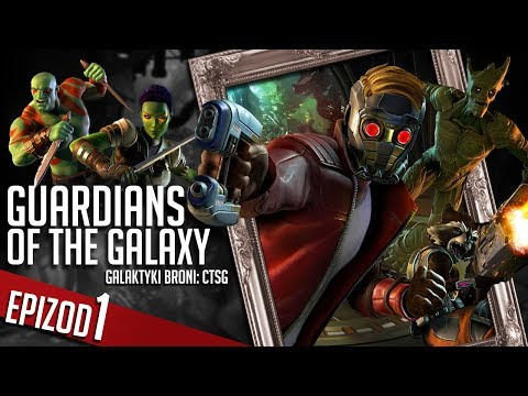 Guardians of the Galaxy - #01 - Strażnicy Galaktyki