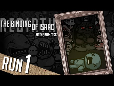 The Binding of Isaac: Rebirth - #01 - Azazel OP!