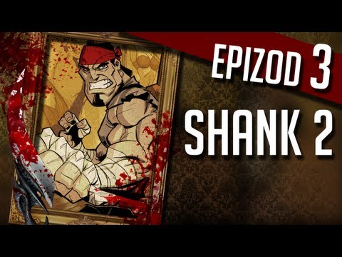 Shank 2 - #3 Dirty Docks