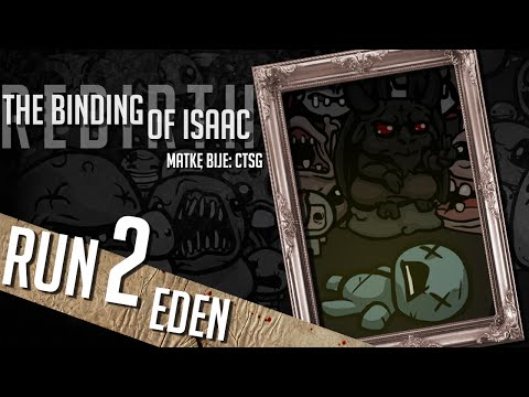 The Binding of Isaac: Rebirth - #02 - Eden, głos ludu