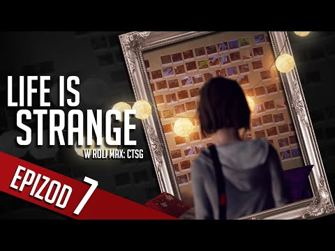 Life is Strange - #07 - Książka Kate