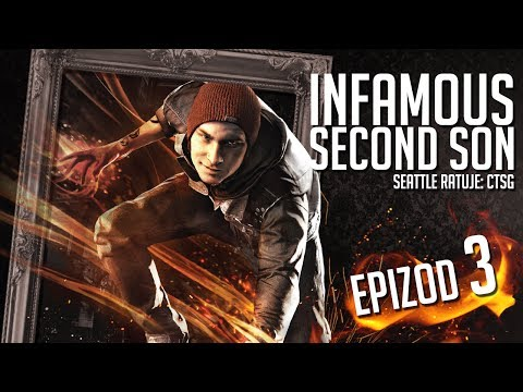 inFamous: Second Son - #03 - Space Needle