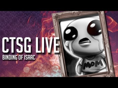 CTSG Live! - 06-05-2012 - The Binding of Isaac