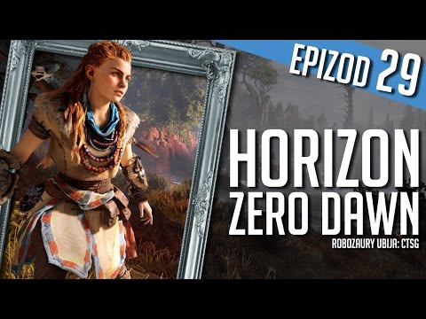 Horizon Zero Dawn - #29 - Arena