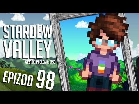 Stardew Valley - #98 - Junimowy pluszak