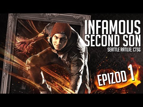 inFamous: Second Son - #01 - Delsin