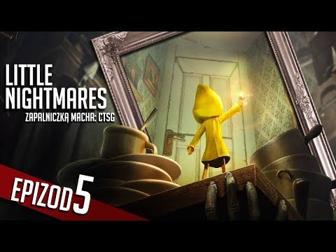 Little Nightmares - #05 - Dama