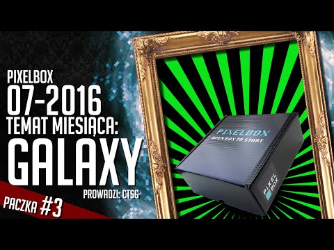 Pixel-Box - #03 - Galaxy (lipiec 2016)