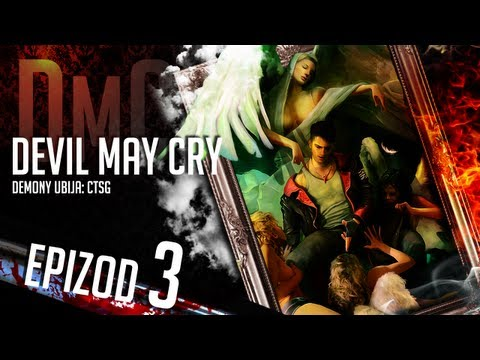 DmC: Devil May Cry - #03 - Syn Demona i Anioła