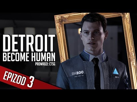 Detroit: Become Human - #03 - Nowy Dom