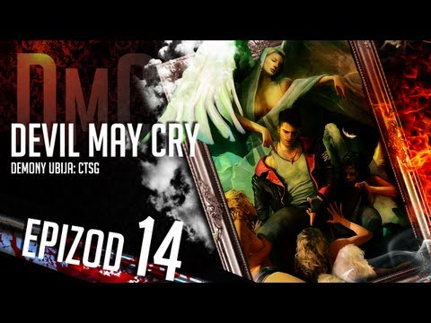 DmC: Devil May Cry - #14 - Skrobanka