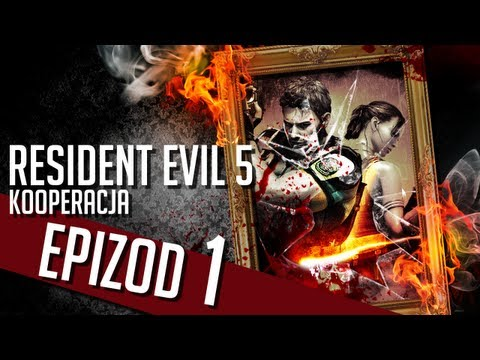 Resident Evil 5 - co-op w/ Etren - Chapter 1-1