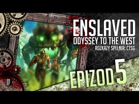 Enslaved: Odyssey to the West - #05 - Miejsce Katastrofy