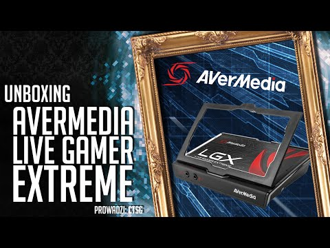 Unboxing - AVerMedia Live Gamer Extreme