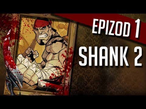 Shank 2 - #1 The Dark Road Home