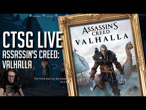 [2020-11-06 21:46] 🔴Assassin's Creed Valhalla - przedpremiera