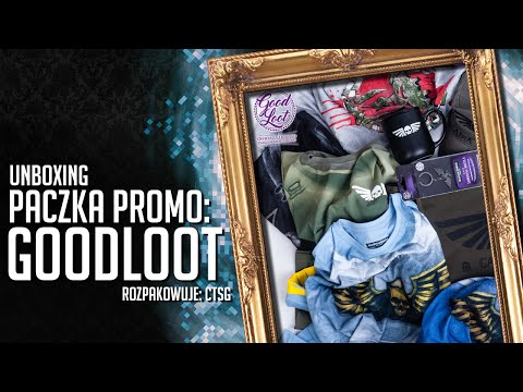 Unboxing - promo od GoodLoot.pl