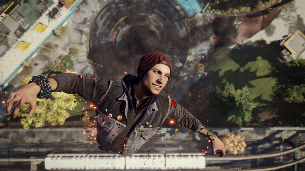 inFamous: Second Son – Recenzja 1